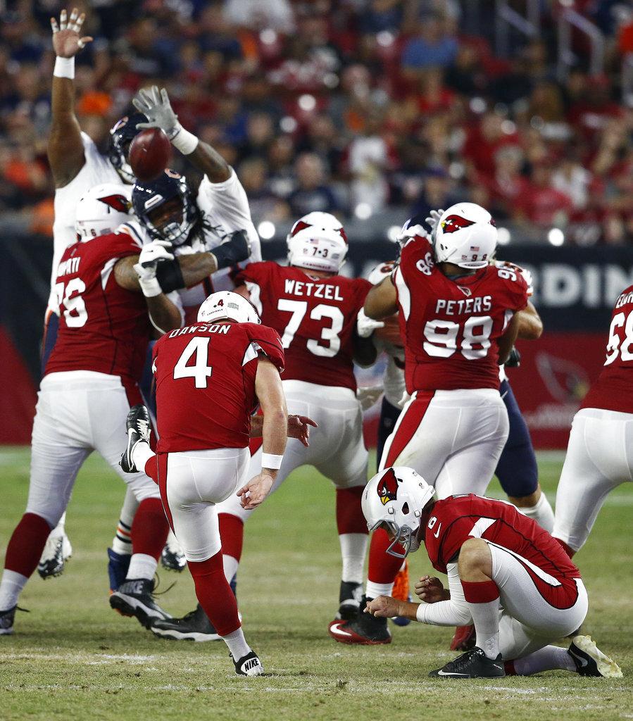 Bears Cardinals Football