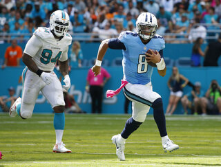 Marcus Mariota, Mario Williams
