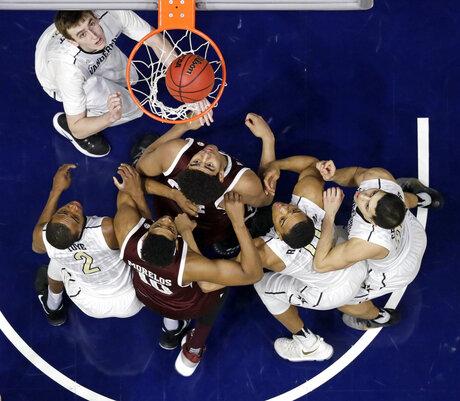 SEC Texas A M Vanderbilt Basketball