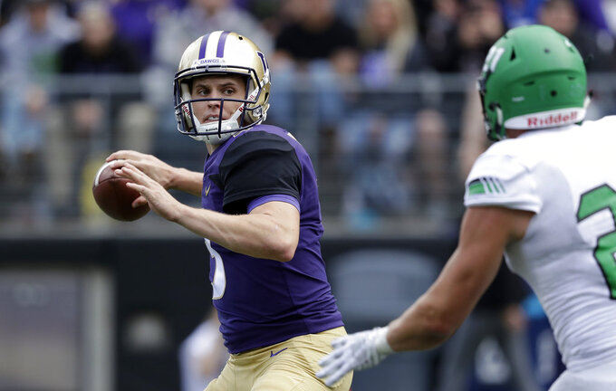 No. 10 Washington knows it must be better on offense vs Utah