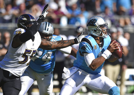 Buccaneers Panthers Preview Football