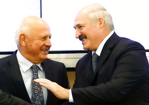 Alexander Lukashenko, Janez Kocijancic