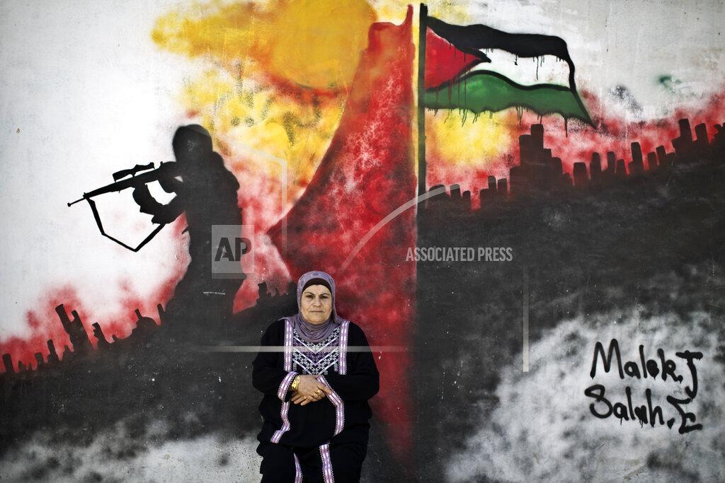 Mideast Palestinians Dream of Return Photo Essay