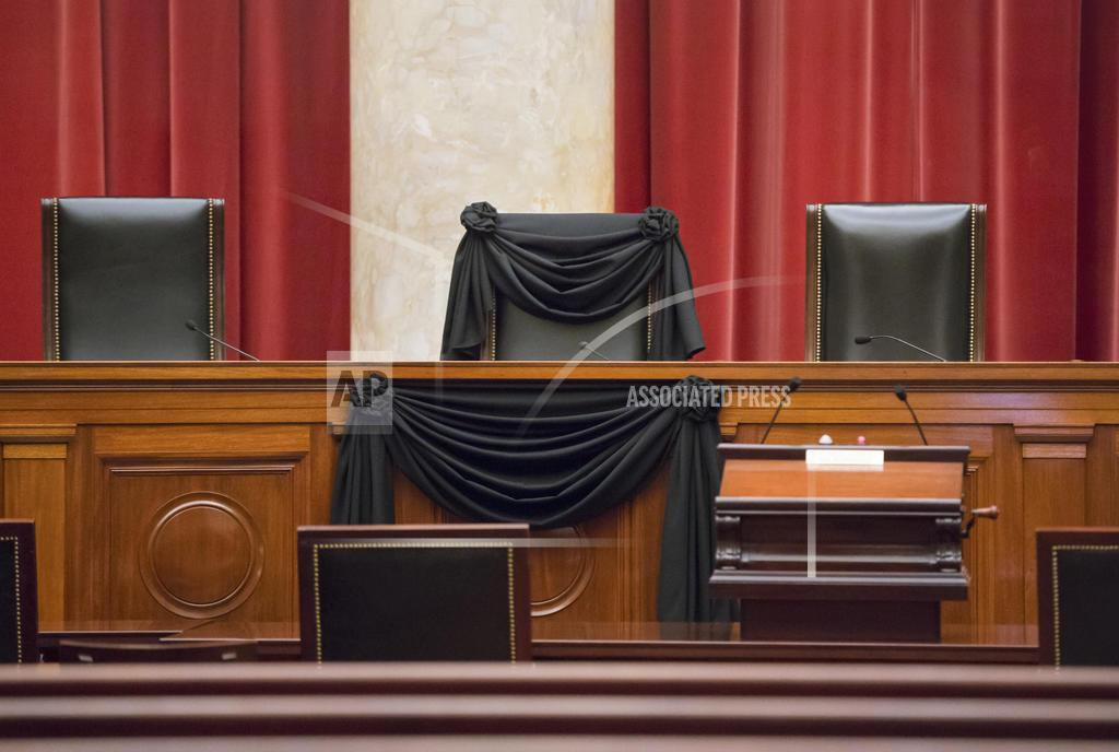 Supreme Court Scalia's Seat