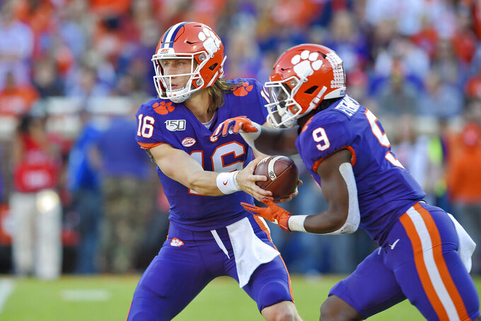 No. 4 Clemson visits injury-depleted NC State in ACC play