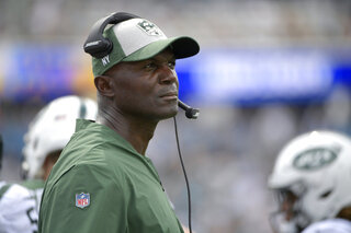 Jets-Embattled Bowles Football