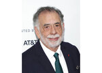 FILE - In this Sunday, April 28, 2019 file photo, director Francis Ford Coppola attends a screening of the