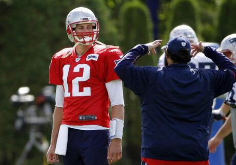 Tom Brady, Matt Patricia