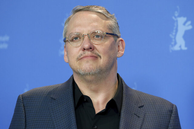 FILE - Director Adam McKay appears during a photo call for the film