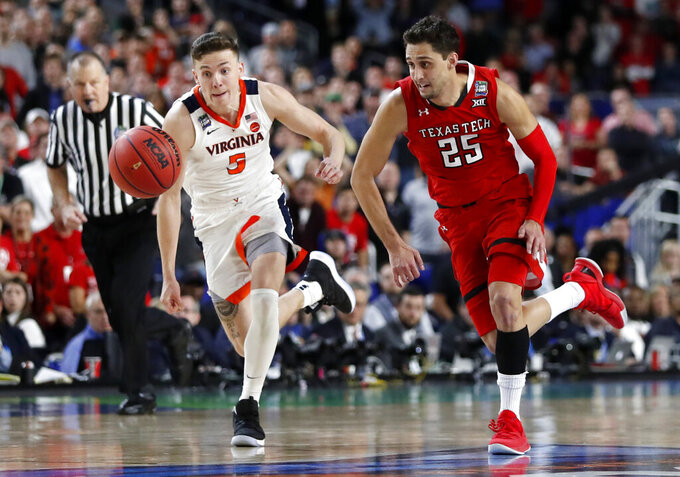 Virginia's Guy entering NBA draft, could return to school