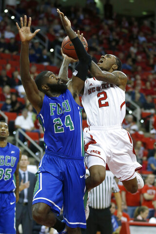 Fla Gulf Coast NC State Basketball
