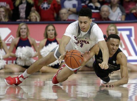 Washington Arizona Basketball