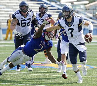 West Virginia TCU Football