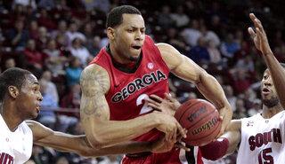 Georgia South Carolina Basketball