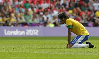 Brazil Soccer Neymar's Burden