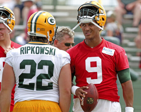 Packers Kizer Football
