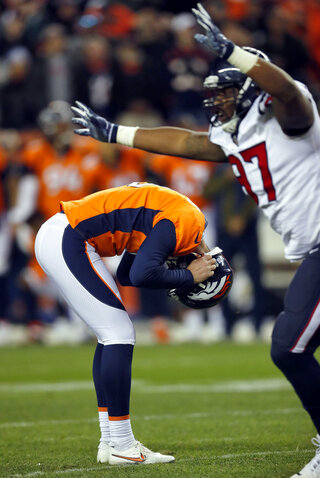Texans Broncos Football