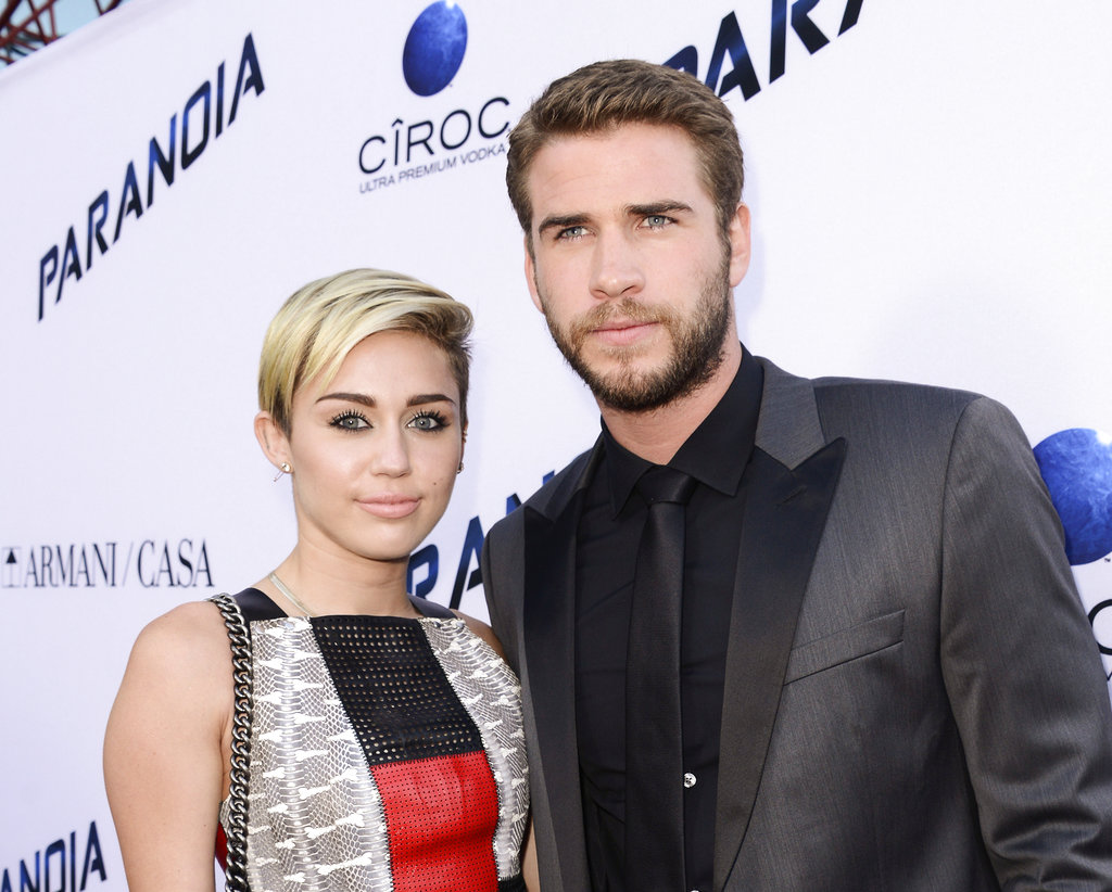 Miley Cyrus Shares Wedding Pictures with Liam Hemsworth