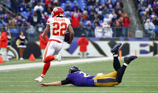 Marcus Peters, Jimmy Clausen