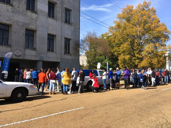 Election 2018-Senate-Mississippi