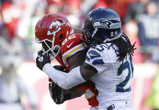 Dwayne Bowe, Richard Sherman