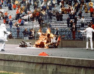 Indy 500 1973 Countdown Race 57 Auto Racing