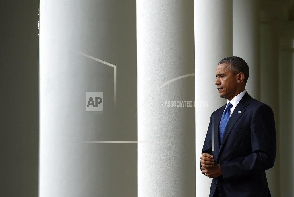 APTOPIX Obama Supreme Court Gay Marriage