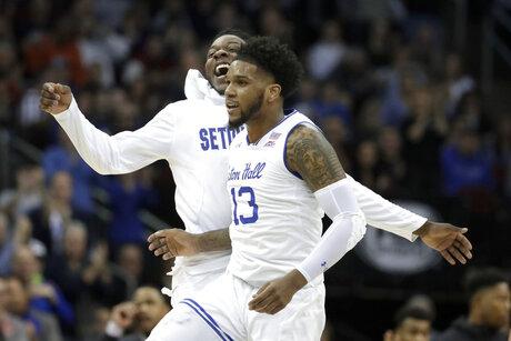Xavier Seton Hall Basketball