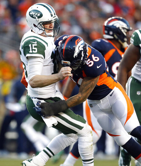 Jets Broncos Football