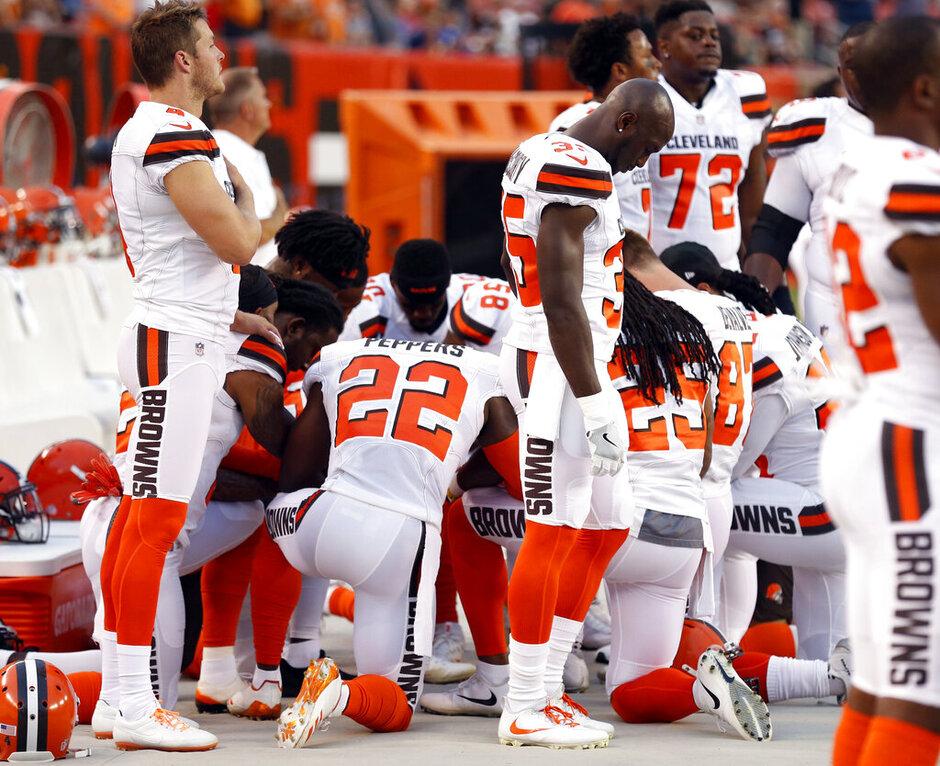 Browns Unity Display