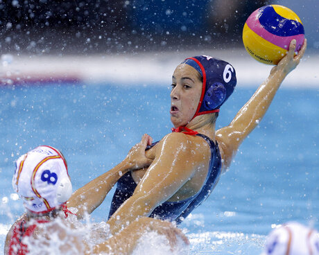 US Steffens Water Polo
