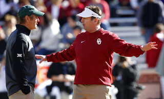 Art Briles, Bob Stoops