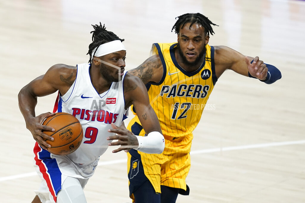 Pistons Pacers Basketball