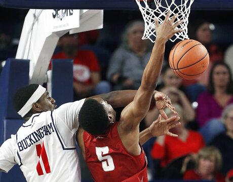 Saint Joseph Richmond Basketball