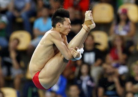 Rio Olympics Diving Men