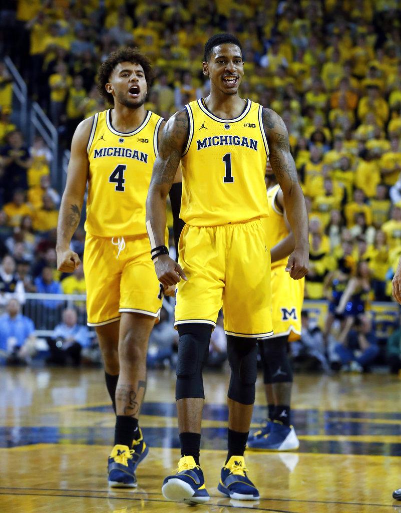 North Carolina Michigan Basketball