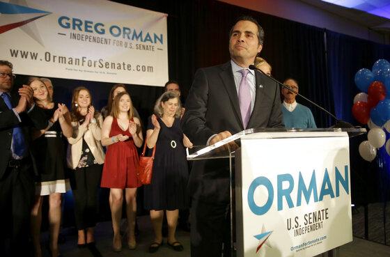 Greg Orman