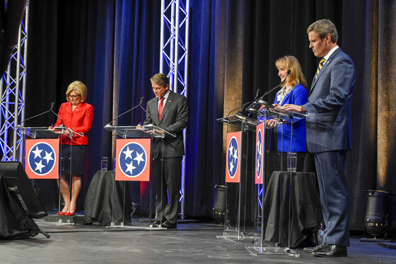Tennessee Governor GOP Preview