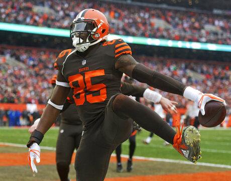 Bengals Browns Football