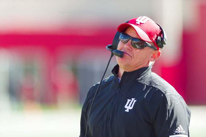 Hoosiers issue challenge to rebound after 2 straight losses