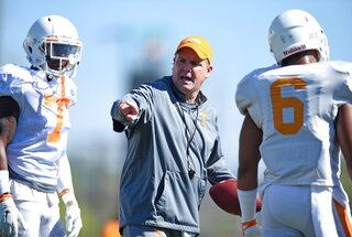 Tennessee Shoop Defense Football
