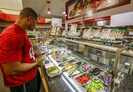 The Gap Nutrition Football