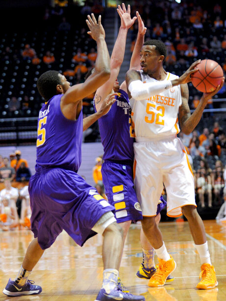 Tennessee Tech Tennessee Basketball