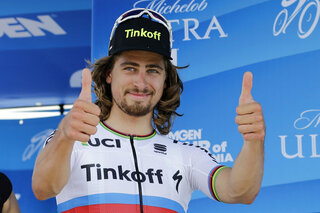 Sagan Mountain Biking Cycling