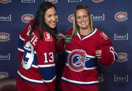 Womens Pro Hockey