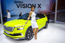 Switzerland Geneva Auto Show The Models