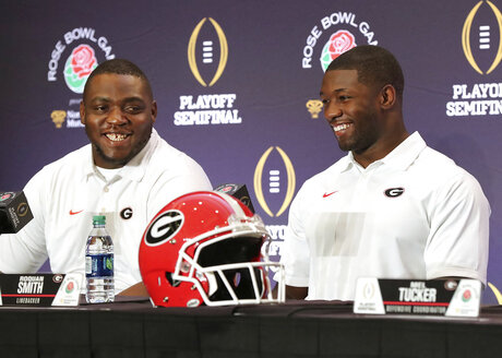 John Atkins, Roquan Smith