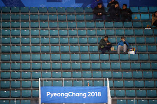 Pyeongchang Olympics Olympic Struggles