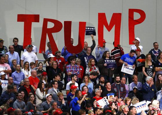 Election 2020 Trump Michigan