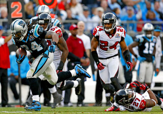 DeAngelo Williams, Robert McClain